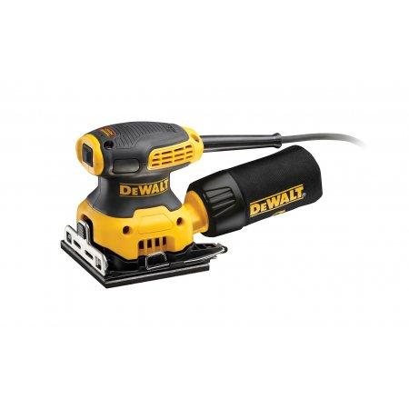 Bruska vibrační DeWALT DWE6411, 108 x 115 mm 230 W