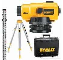 Nivelační přístroj DeWALT DW096PK