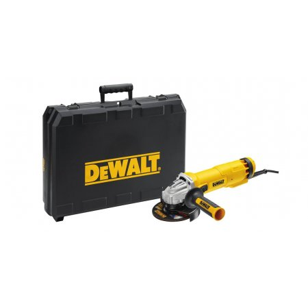 Úhlová bruska DeWALT DWE4207K, 1 010 W 125 mm