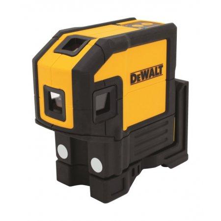 Laser 5bodový a čárový DeWALT DW0851