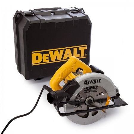 Pila kotoučová DeWALT DWE560K, 1 350 W 65 mm