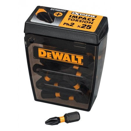 Sada bitů PH2 DeWALT Impact Torsion /bal.25ks/