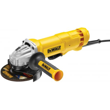 Úhlová bruska DeWALT DWE4233, 1 400 W 125 mm