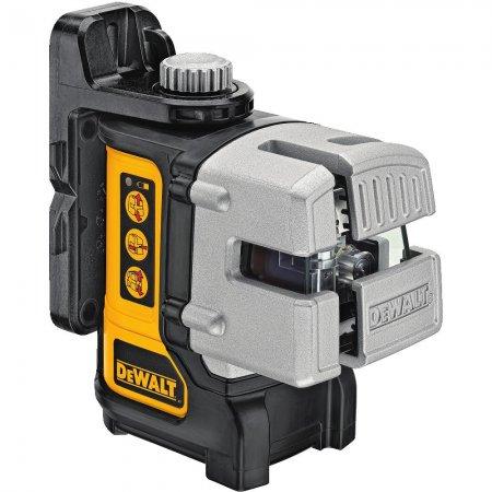 Laser se třemi paprsky DeWALT DW089K