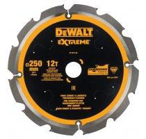 Řezný kotouč DeWALT 250x30 mm