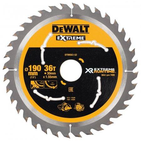 Pilový kotouč DeWALT XR EXTREME RUNTIME 190x30 mm