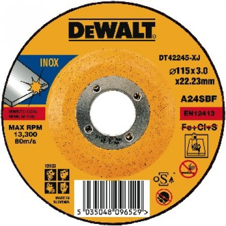 Řezný kotouč DeWALT High Perfomance /bal.1ks/