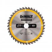 Pilový kotouč DeWALT CONSTRUCTION 235x30 mm