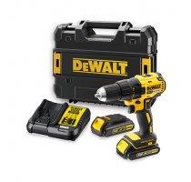 Aku vrtačka Dewalt DCD777S2T 18V XR, 2xaku Li-Ion / 1,5 Ah, Tstak drill driver