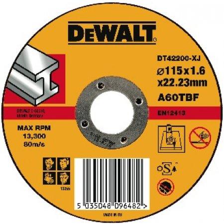 Řezný kotouč na kov DeWALT High Perfomance /bal.1ks/