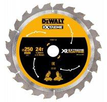 Pilový kotouč DeWALT XR EXTREME RUNTIME 250x30 mm
