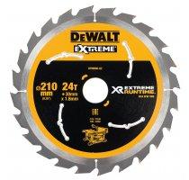Pilový kotouč DeWALT XR EXTREME RUNTIME 210x30 mm