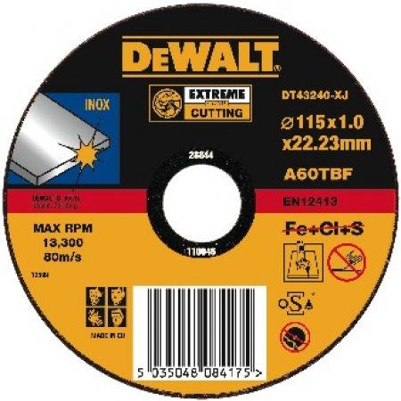 Řezný kotouč DeWALT EXTREME®/bal.1ks/