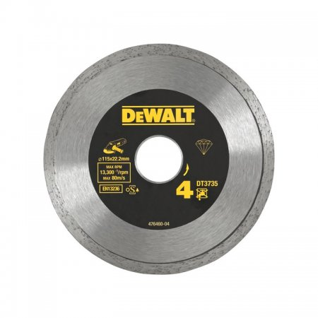 Diamantový kotouč DeWALT /bal.1ks/