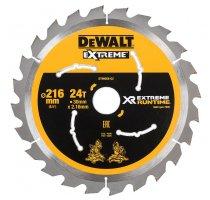 Pilový kotouč DeWALT XR EXTREME RUNTIME 216x30 mm