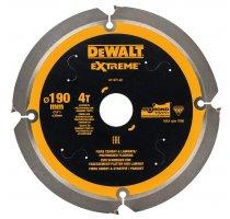 Řezný kotouč DeWALT 190x30 mm