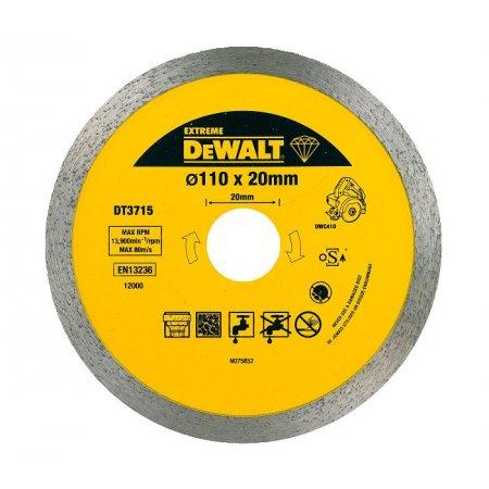 Diamantový kotouč DeWALT EXTREME®