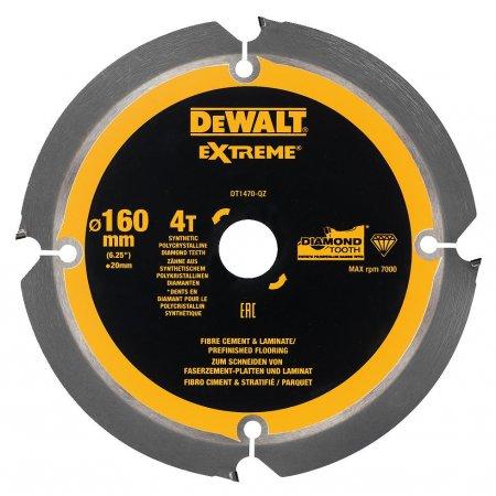 Řezný kotouč DeWALT 160x20 mm