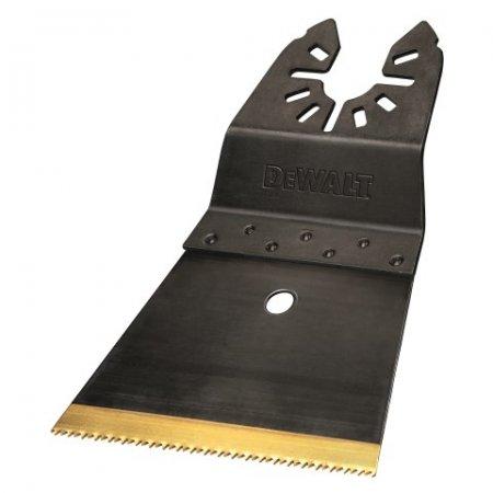 Bimetalový titanový list na dřevo DeWALT