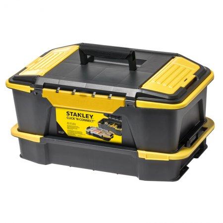 Box na nářadí CLICK & CONNECT s organizerem Stanley® STST1-71962
