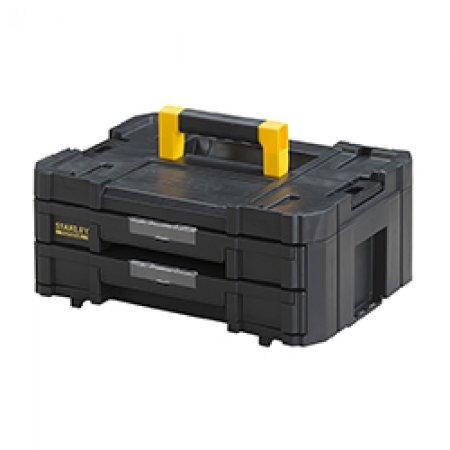 Box se 2 mělkými zásuvkami TSTAK IV Stanley® FMST1-71969