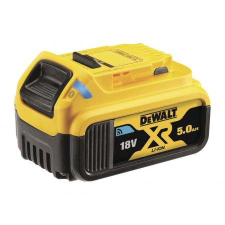 Akumulátor Dewalt DCB184B 18V/5,0Ah bluetooth