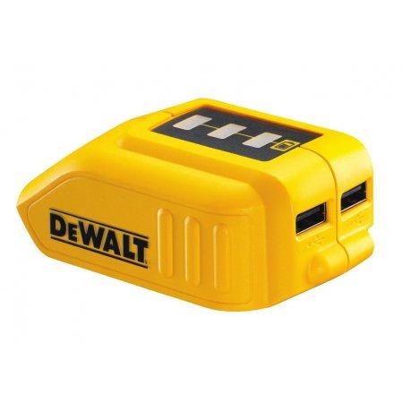 USB adaptér Dewalt pro baterie XR