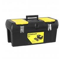 """Box Stanley na nářadí série 2000 24""""s kovovými přezkami 1-92-067"""