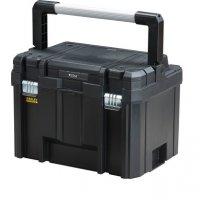 TSTAK hluboký box s organizerem a velkou rukojetí Stanley FMST1-75796