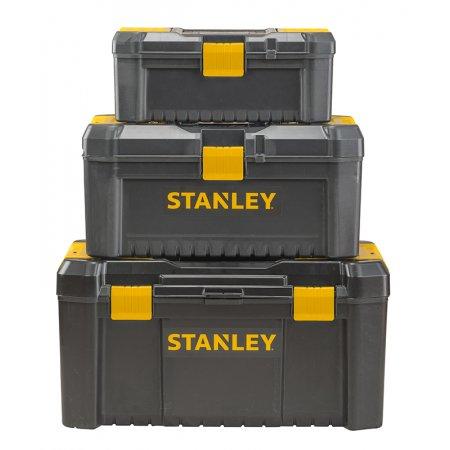 """Box Stanley 19""""s plastovými přezkami STST1-75520"""