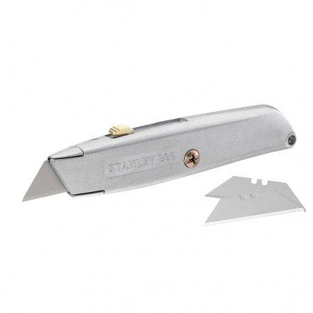 Kovový nůž Stanley se zasouvací čepelí 99E 2-10-099