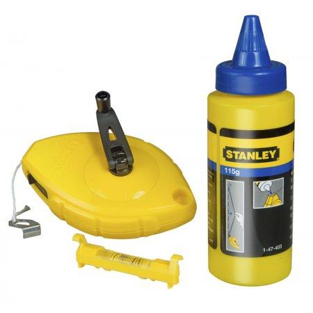 Sada lajnovací šňůry Stanley ® 30m 0-47-443