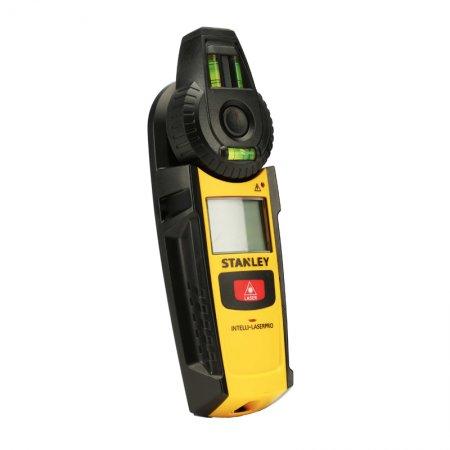 Podpovrchový vyhledávač s laserovou vodováhou Stanley 0-77-260