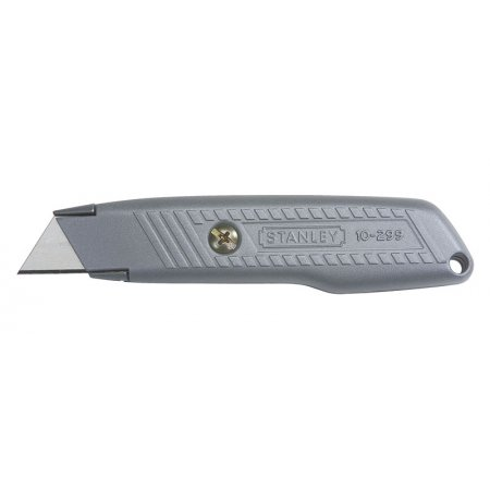 Kovový nůž Stanley s pevnou čepelí 0-10-299