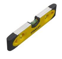 Nárazuvzdorná vodováha Stanley Torpedo - hliníková 250 mm 0-43-511