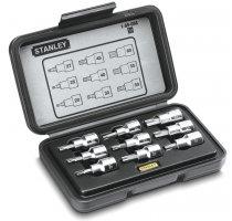 Sada zástrčných hlavic Stanley TORX 1/2'' 9dílná 1-89-098