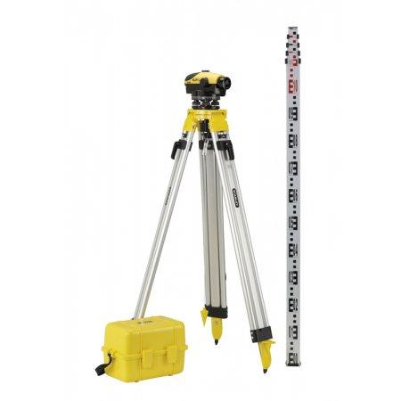Optický nivelační přístroj Stanley AL24DVP 1-77-159