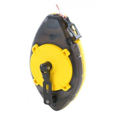 Lajnovací šňůra Stanley PowerWinder 30m 0-47-460
