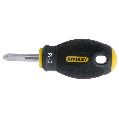Šroubovák Stanley FATMAX krátký Ph1x30 1-65-406