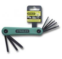 8dílná nožová sada zástrčných klíčů Stanley TORX® 4-69-263