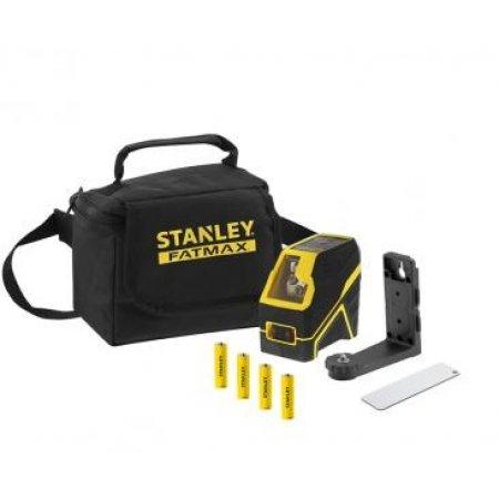 Křížový laser Stanley FatMax® alkalické baterie, zelený p FMHT77586-1