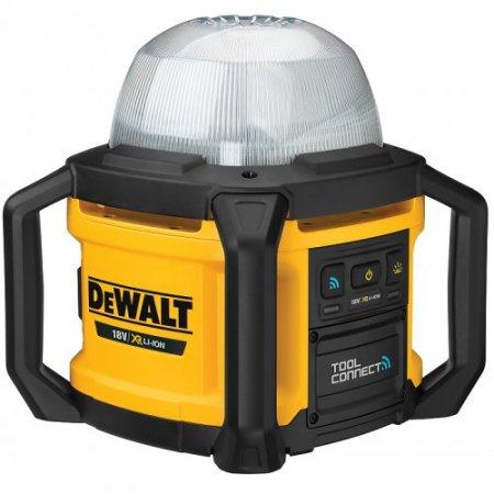 Aku pracovní světlo 360° 18V solo Dewalt DCL074