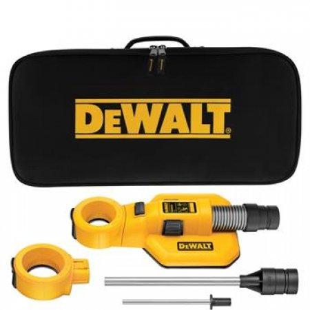 Systém odsávání prachu pro SDS Max kladiva Dewalt DWH050